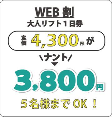 WEB cut