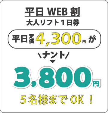 Weekday web cut